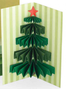 Christmas Tree Pop-outs